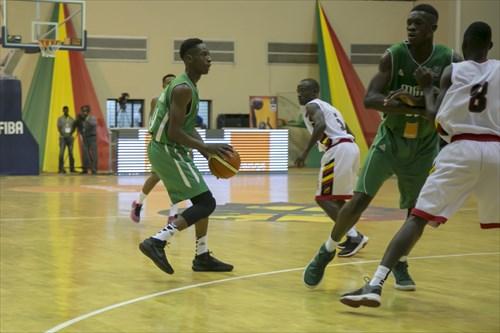24 Gaoussou Cheikh Fofana (MLI)