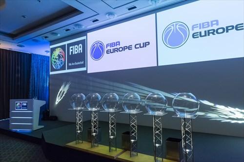 FIBA Europe Cup Draw