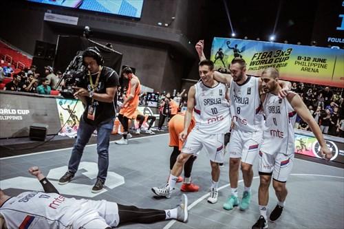 17 Marko Savić (SRB), 11 Dusan Bulut (SRB), 10 Stefan Stojačić (SRB), 8 Dejan Majstorovic (SRB)