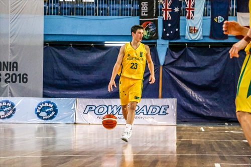 23 Kyle Luke Zunic (AUS)