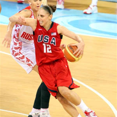 TAURASI's yet another gold in international basketball