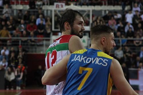 7 Ingus Jakovics (VENTS), 12 Birkan Batuk (PKSK)