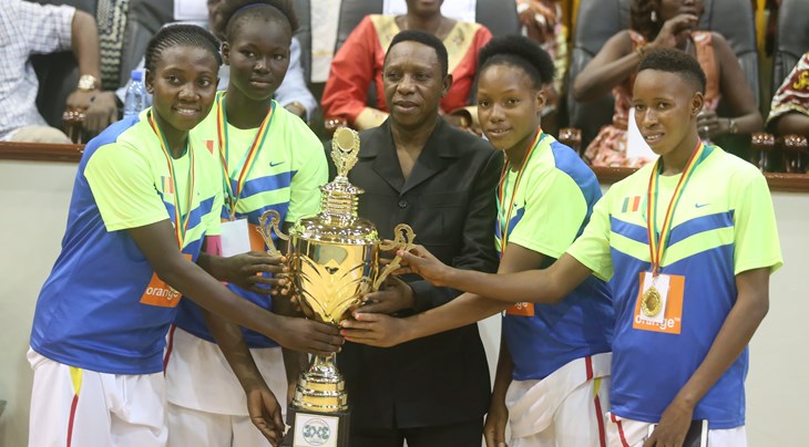 Mali's men and women crowned Tournoi International 3x3 Basketball U18 champions