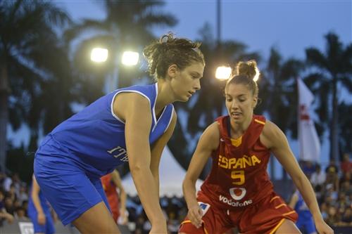 #9 Laura Quevedo (Team Spain)