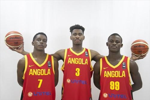 99 Pascoal Konde (Angola)