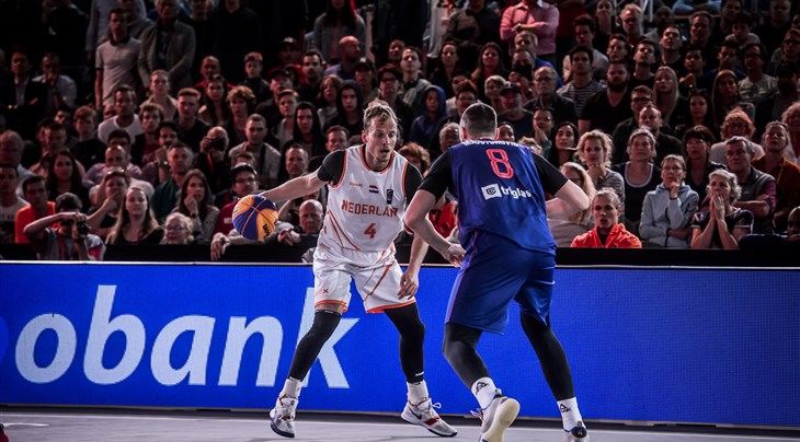 Back to 3x3: The Netherlands return to training