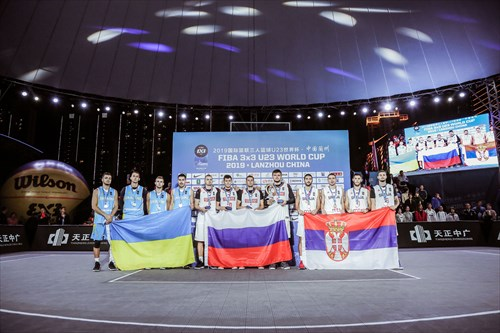 16 Nikita Ruslov (UKR), 5 Ivan Tkachenko (UKR), 4 Yevhen Balaban (UKR), 3 Anton Musiienko (UKR), 10 Kirill Pisklov (RUS), 9 Ilia Karpenkov (RUS), 8 Daniil Abramovskii (RUS), 4 Alexander Zuev (RUS)
