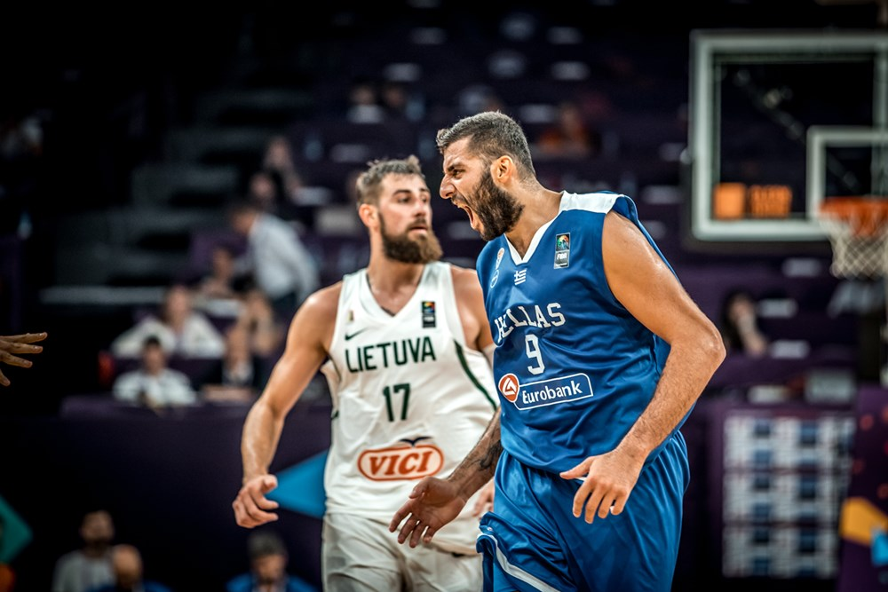 9 Ioannis Bourousis (GRE)