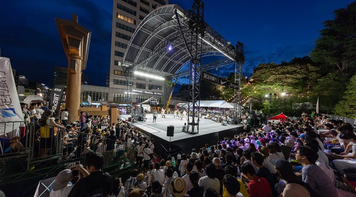 Utsunomiya to host FIBA 3x3 World Tour Final 2019