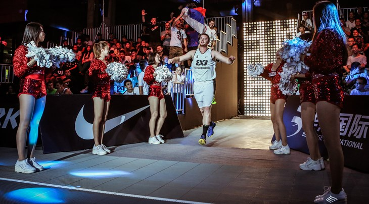 Top 5 reasons to watch the FIBA 3x3 World Tour Chengdu Masters 2017