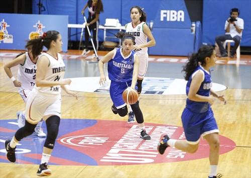 5 Elisa Martinez (GUA)
