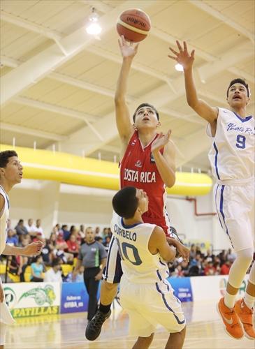 15 Mariano Lara (CRC), 9 Nathaniel Santos (PUR), 10 Andre Curbelo (PUR)