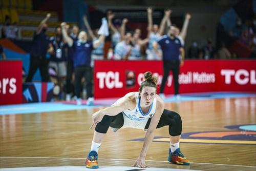 1 Eva Lisec (SLO)
