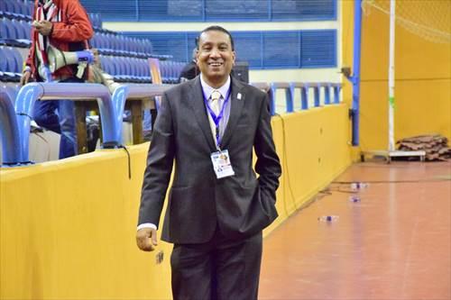 Hesham Elhariri (President of FIBA Africa's Zone V)