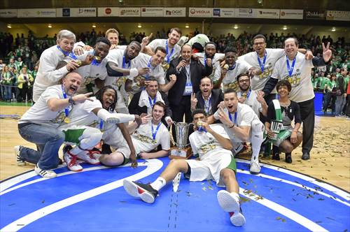 2017 FIBA Europe Cup champions Nanterre 92