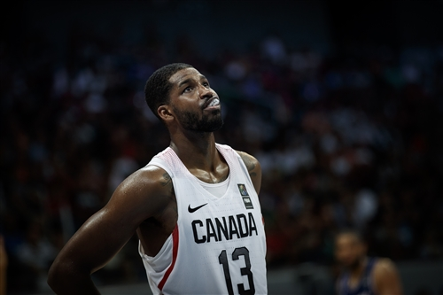 13 Tristan Thompson (CAN)