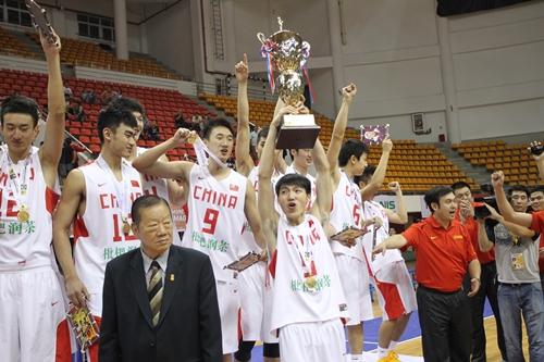 CHINA (CHN) - 2012 FIBA Asia U18 Championship, Ulan Bator - Buyant-Ukhaa Arena (Mongolia), Final Round