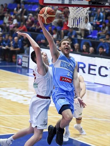 Santiago Adolfo Vidal Casaretto (ARG)