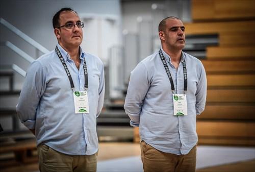 Paco Zafra (GIB), Marcelo Zubiran Lara (GIB)