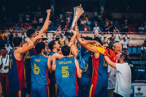 Champions. Romania