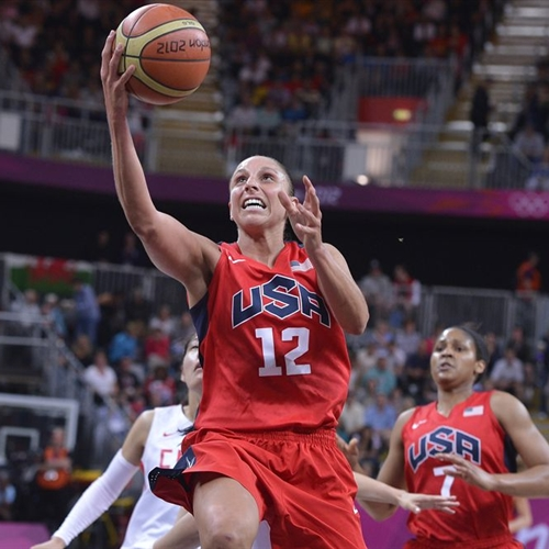 Named best female player in the States, Taurasi keeps succeeding in international basketball