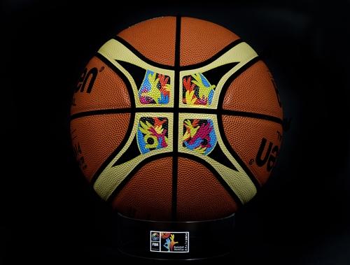 Official Ball of the  2014 FIBA Basketball World Cup