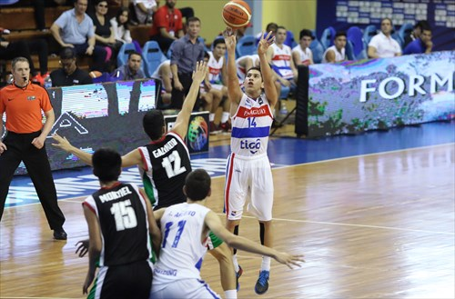 14 Jose Barreto (PAR)