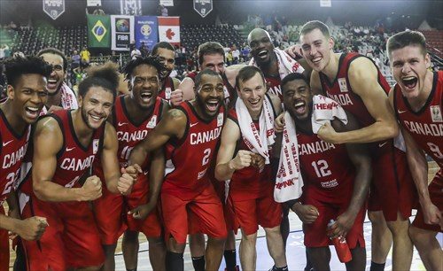 Canada qualifies for FIBA 2019 World Cup