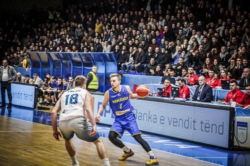 1 Lucas Tohatan (ROU), Final Time