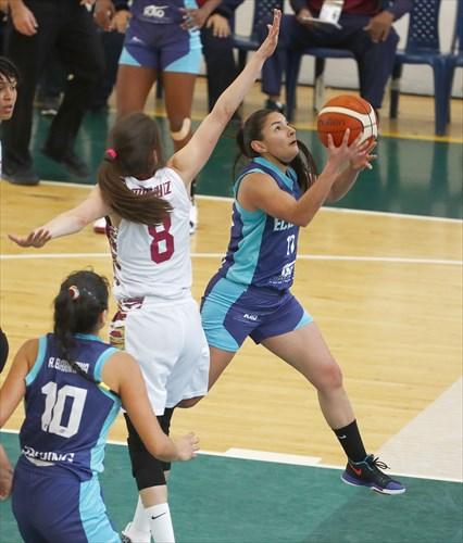 10 Anabel Barahona (ECU), 8 Ivaney Marquez (VEN), 17 Doris Lasso (ECU)