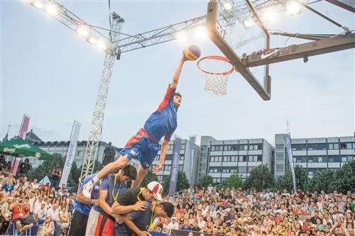 Kobe Paras. Slam Dunk Contest