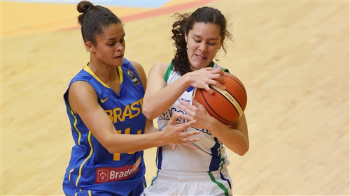 14 Gabriella D'Arrigo Soares (BRA), 9 Ivy Quinto (GUA)