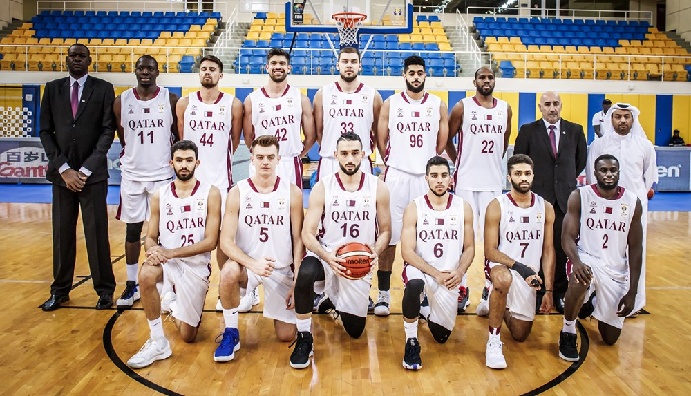Qatar - FIBA Basketball World Cup 2019 Asian Qualifiers 2019