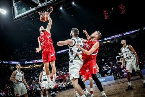 23 Marko Guduric (SRB)