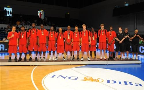 Canada U17 men