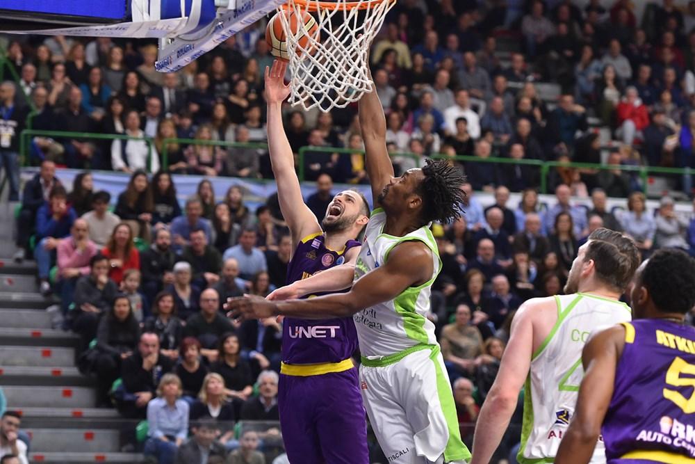 UNET Holon - FIBA Europe Cup 2018-19 - FIBA basketball