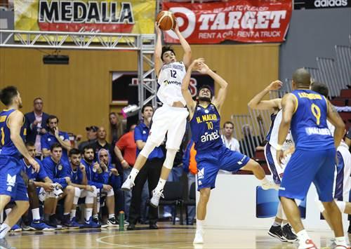 10 Leandro Garcia Morales (URU), 12 Lucio Redivo (ARG)