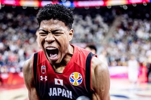 8 Rui Hachimura (JPN)