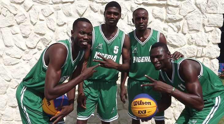 Cote d'Ivoire, Nigeria in big comeback for FIBA 3x3 Africa Cup 2018 Final Round