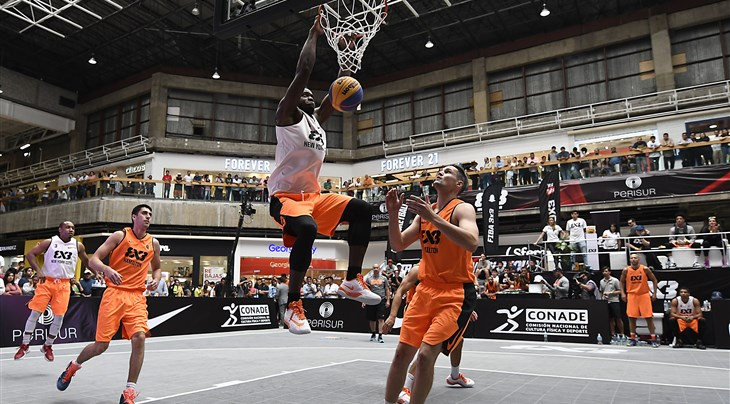 Top 5 reasons to follow the FIBA 3x3 World Tour Mexico City Masters 2017