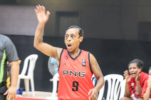 9 Jonitha Warabe (PNG)