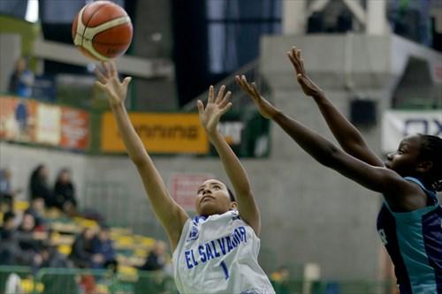 3 Samy Bacilio (ECU), 1 Amanda Williams (ESA)