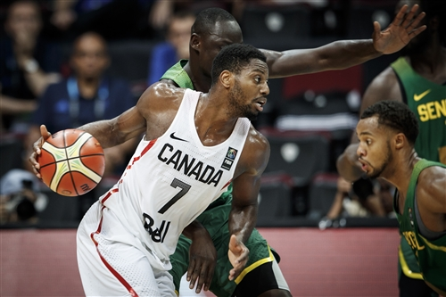 7 Melvin Ejim (CAN)
