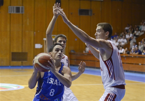 8 Alon Druker (ISR), Russia v Israel, Final