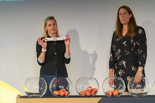 Draw Ceremony - FIBA Women's EuroBasket 2021 Qualifiers