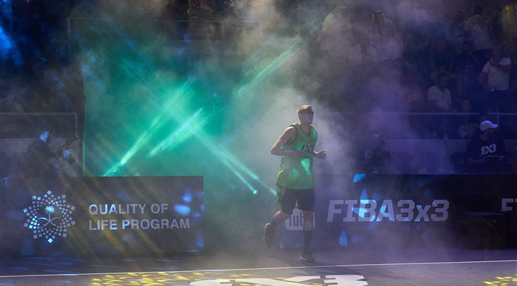 Where will your favorite FIBA 3x3 World Tour team play in 2020?