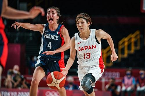 4 Marine Fauthoux (FRA), 13 Rui Machida (JPN)