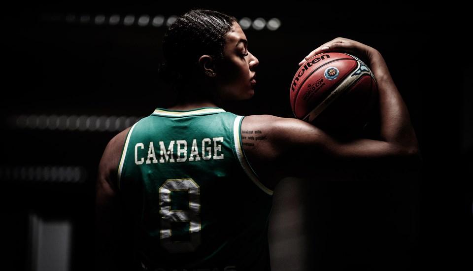 8 Liz Cambage (AUS)