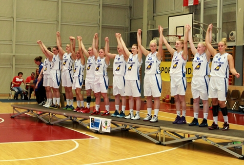 2014 FIBA Women's European Championship for Small Countries