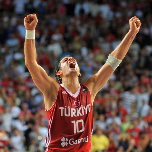Kerem TUNCERI (Turkey)